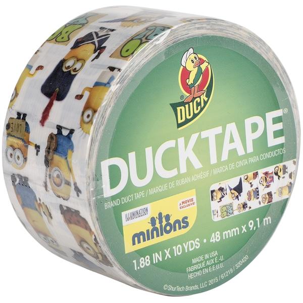"Duck Minions Duck Tape - 1.88""x10yd Roll"