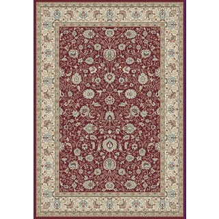 Cappella Traditional Floral Area Rug (9'2 x 12'10)
