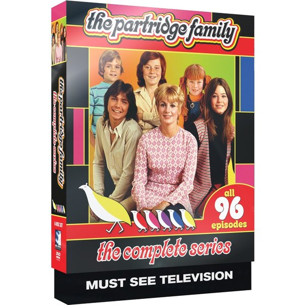The Partridge Family - The Complete Series (DVD) 15854632