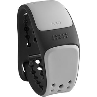 MIO LINK (White) Heart Rate Wristband