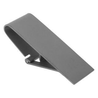Men's Grey-tone Titanium Money Clip