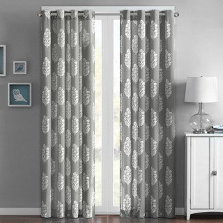 Intelligent Design Adisa Cotton Printed Curtain Panel