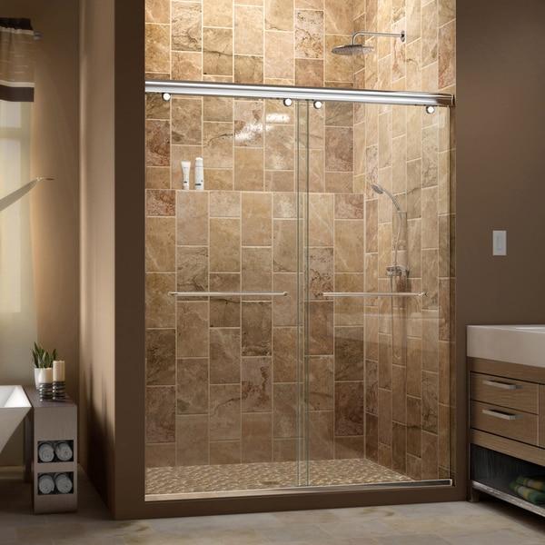 Dreamline Charisma Sliding Shower Door 56 To 60 In W X 76