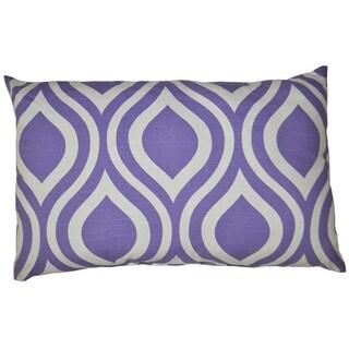 "Nicole Decorative Throw Pillow 18x26"""