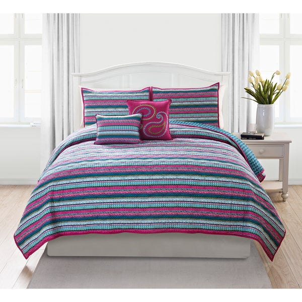 Romona Cotton Quilt Set