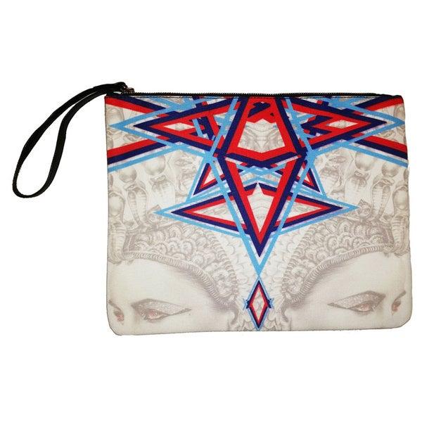 Queen of the Aztec Desert Bag