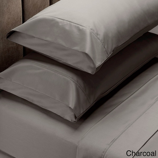 800 Thread Count Cotton Rich 6-piece Sheet Set (As Is Item)