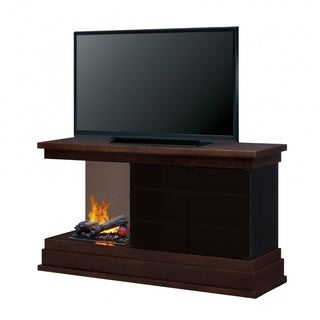 Dimplex Debenhem Media Console with Opti-Myst Logset Flame Technology