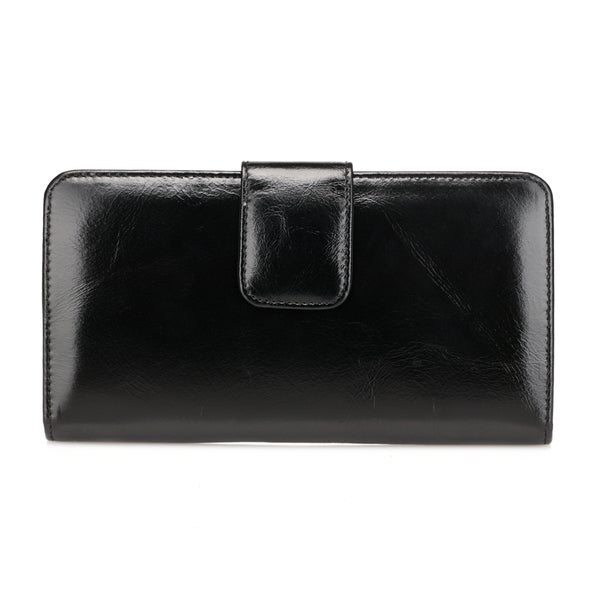 Envy Distresed Leather Coin Purse / Womens Wallet