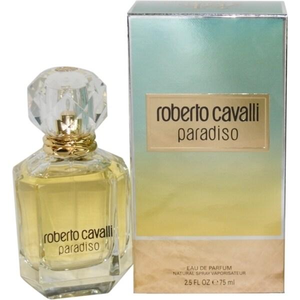Roberto Cavalli Paradiso Women's 2.5-ounce Eau de Parfum Spray