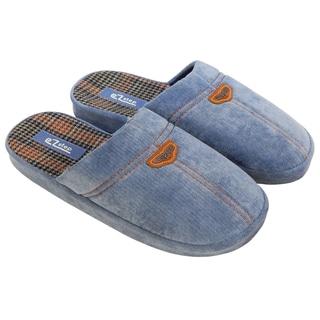Vecceli Women's Blue Casual Slippers