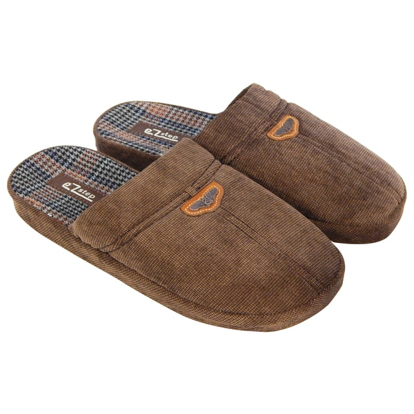 Vecceli Women's Brown Casual Slippers