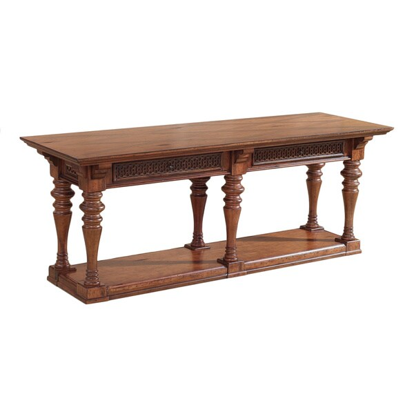 Torres Console Table - Valencia Finish