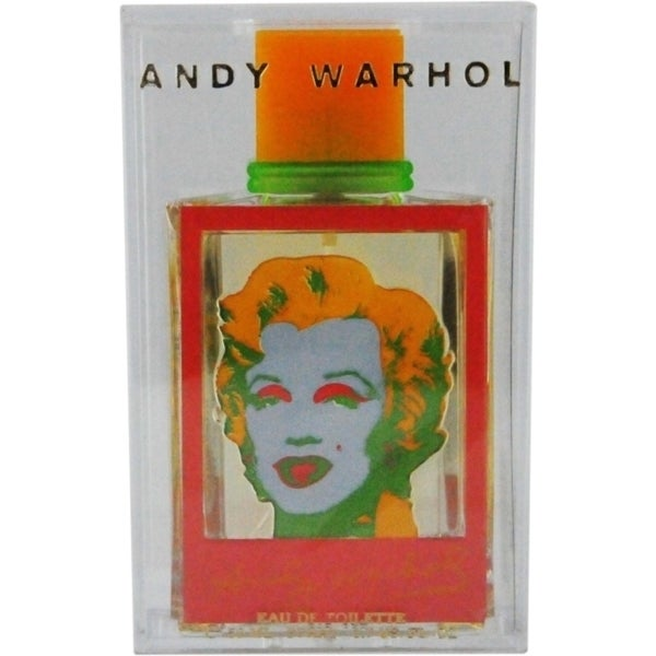 Andy Warhol Marilyn Pink Women's 1.7-ounce Eau de Toilette Spray (Limited Edition)