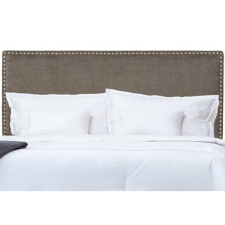 angelo:HOME Fred Parisian Smoky Grey Full/Queen Headboard