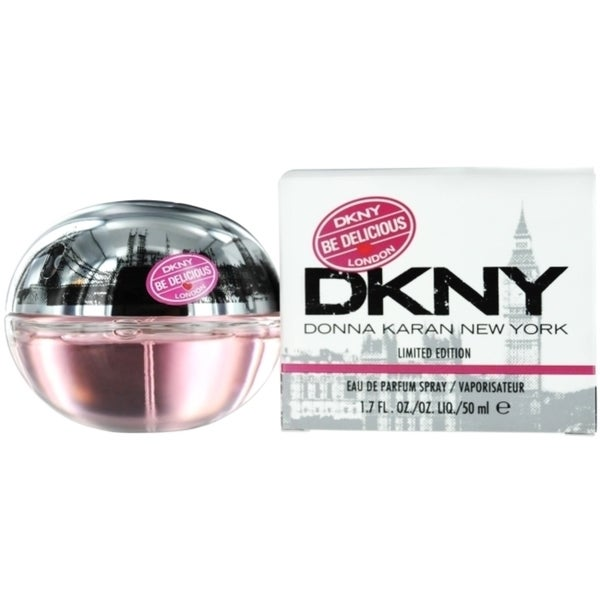 DKNY Be Delicious Heart London Women's 1.7-ounce Eau de Parfum Spray (Limited Edition)