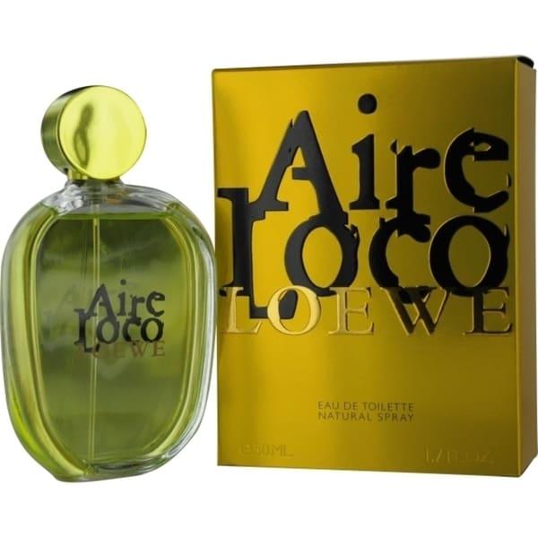 Loewe Aire Loco Women's 1.7-ounce Eau de Toilette Spray