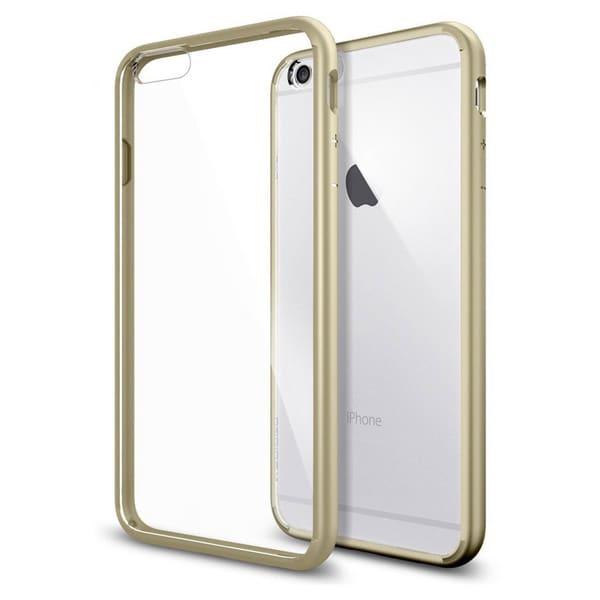 Akiko Slim Fit Cushion Bumper Phone Case for Apple iPhone 6 Plus