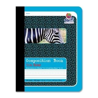 Pacon Zebra Composition Book