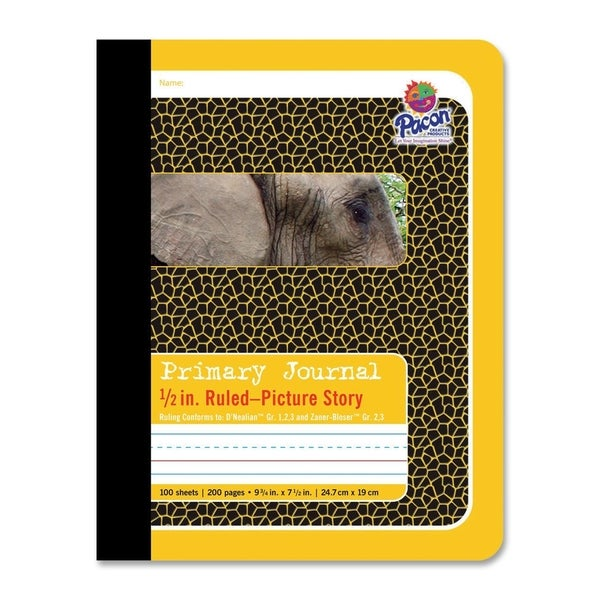 Pacon Elephant Composition Book
