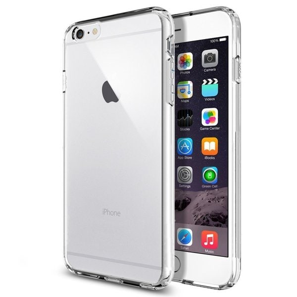Akiko Ultra Slim Clear Phone Case for Apple iPhone 6 Plus