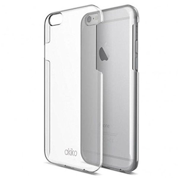 Akiko iPhone 6 Slim Transparent Snap-On Shell Cover Hard Case