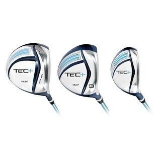 Intech Tec + Driver 3 Fairway Wood 4 Hybrid (Ladies Right Hand Graphite Women's Flex)