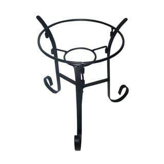 21-inch Iron Gazing Globe Stand
