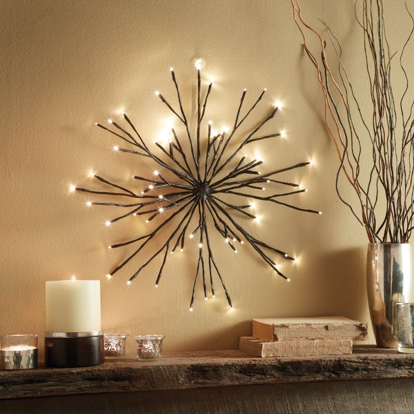 Order Home Collection 20in. LED Snowflake