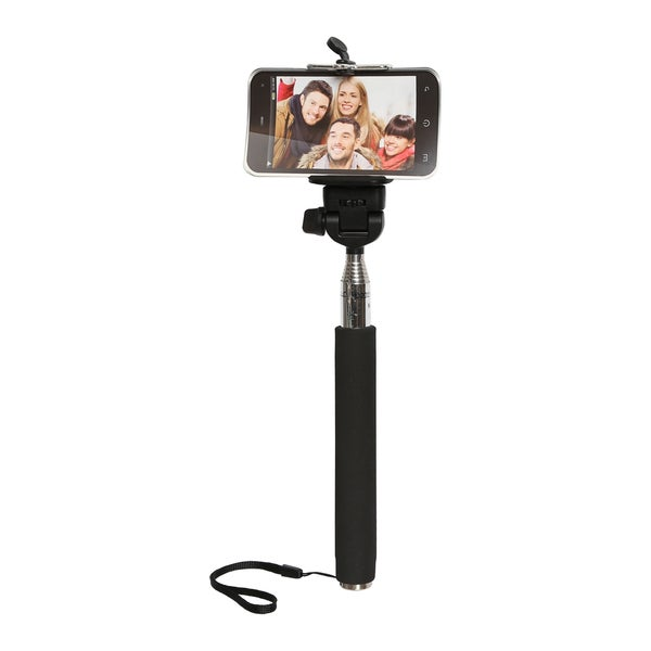 Black Series Telescopic Self-Portrait Stick