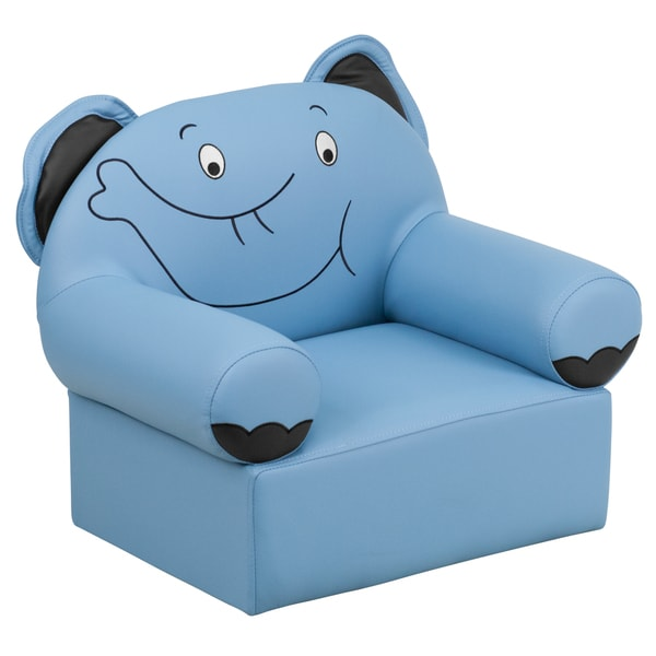 Kids Plastic Animal Chair