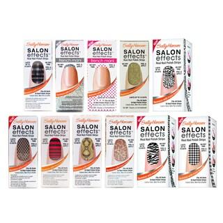 Sally Hansen Salon Effects Real 6-piece Nail Polish Strips