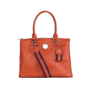 Longchamp Paprika Au Sultan Shoulder Bag