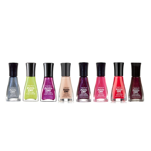 Sally Hansen Insta-dri Fast Dry 8-piece Nail Color Collection