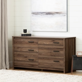 South Shore Tao 6-Drawer Double Dresser