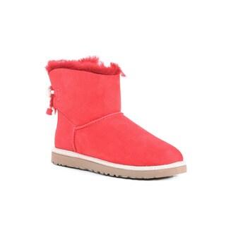Ugg Women's Selene Red Boots