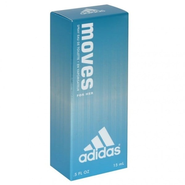 Adidas Moves for Her 0.5-ounce Eau de Toilette Spray