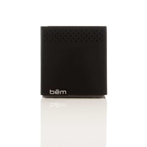 BEM Wireless BEMCSBK Compact Bluetooth Speaker-Black