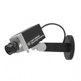 Streetwise Dummy Security Camera with Intruder Alert
