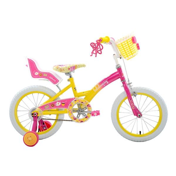 Lalaloopsy 16-inch Girl's Bike