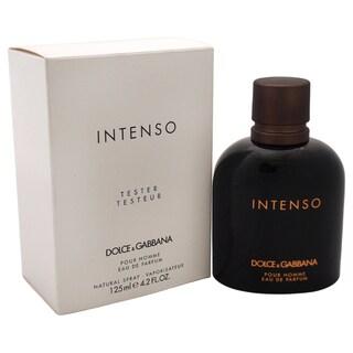 Dolce & Gabbana Pour Homme Intenso 4.2-ounce Eau de Parfum Spray (Tester)