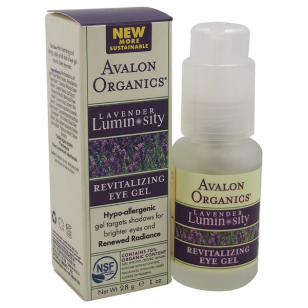 Avalon Lavender Luminosity Revitalizing Eye Gel