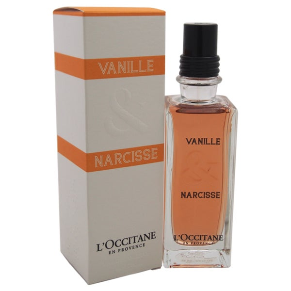 L'Occitane Vanille & Narcisse Women's 2.5-ounce Eau de Toilette Spray