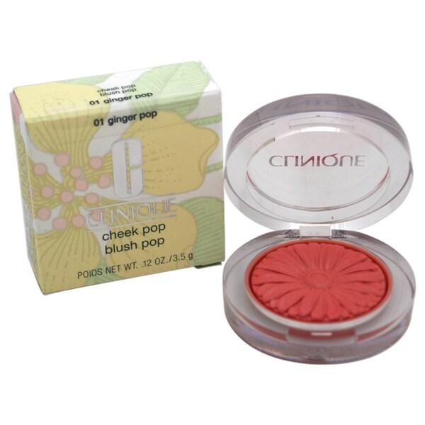 Clinique Cheek Pop Blush Pop # 01 Ginger Pop