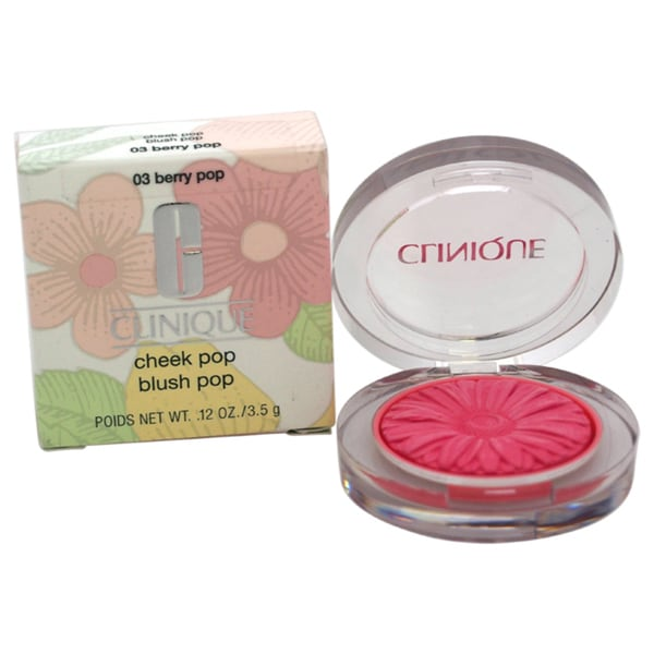 Clinique Cheek Pop Blush Pop # 03 Berry Pop