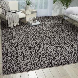 Nourison Studio Charcoal Rug (7'10 x 10'6)