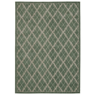 Nourison Tranquility Contemporary Rug (9'3 x 12'9)