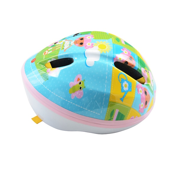 Lalaloopsy Pink Light-up Bike Helmet