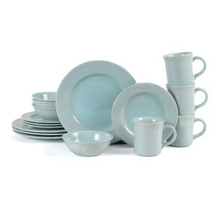 Pfaltzgraff Filigree Blue 16-piece Dinnerware Set