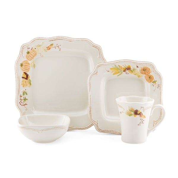 Pfaltzgraff Plymouth 16-pieces Dinnerware Set